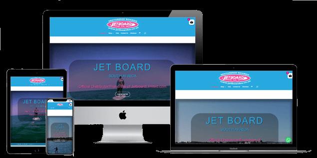 JetboardSA Website